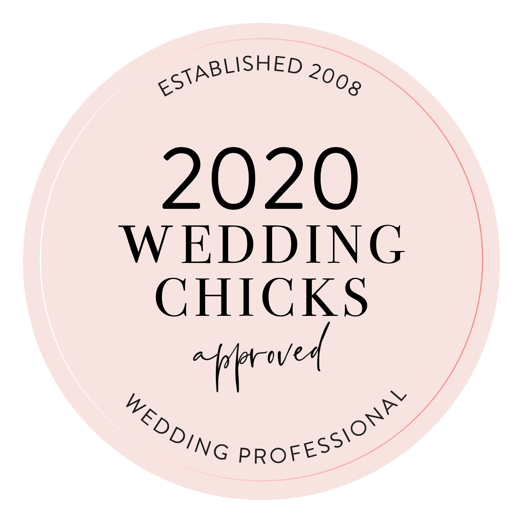 2020 Wedding Chicks Approved