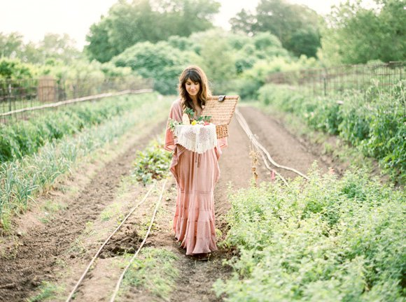Birch & Brass FREE PEOPLE Ad @ Rain Lily Farm