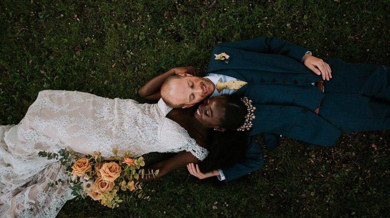 Vanessa + James @ Garden Grove